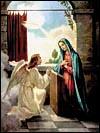 Online Rosary - Holy Rosary - First Joyful Mystery