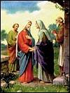 Online Rosary - Holy Rosary - Second Joyful Mystery