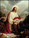 Online Rosary - 1st Sorrowful Mystery - Holy Rosary