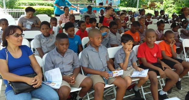 Schools Praise Fest