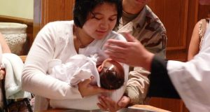 Is Catholic Baptism symbolic?
