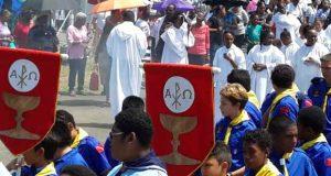 Corpus Christi in Trinidad - 2015