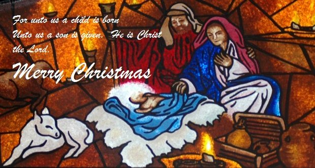 Wishing You The True Meaning Of Christmas