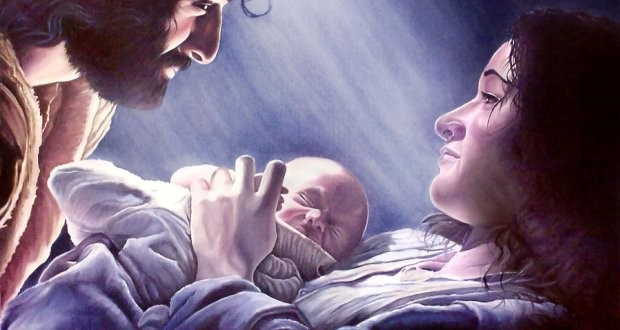 God Sent His Son